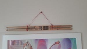 hanging sticks