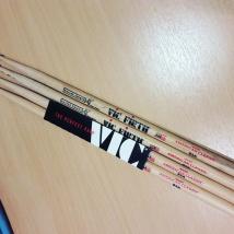 My new sticks and VJ's